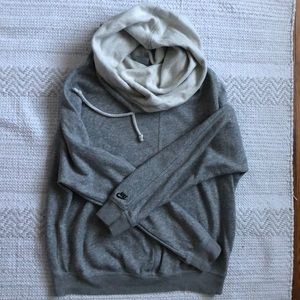 Cowl neck Nike pullover